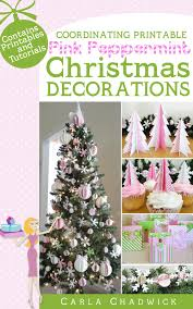 party planning center free printable christmas tree cupcake toppers