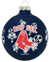 boston sox traditional ornament