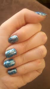 62 best nail art stamping manicures images on pinterest nailed