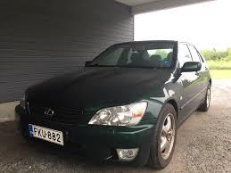 lexus is 300h kulutus lexus is is200 porrasperä 2003 vaihtoauto nettiauto