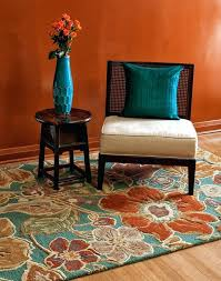 Area Rugs With Turquoise And Brown Turquoise And Orange Area Rug Fitnessarena Club
