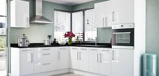Shiny White Kitchen Cabinets Shiny White Kitchen Cabinets High Gloss Kitchen Cabinets