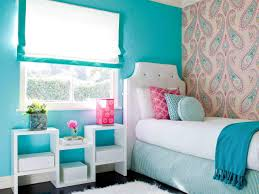 teal bedroom wallpaper cute bedrooms homes design inspiration