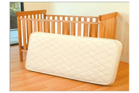 Organic Mini Crib Mattress Organic Innerspring Crib Mattress By Eco Baby