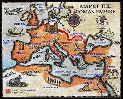 xmaps for africa teach ancient rome