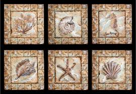 Decorative Tiles For Kitchen Backsplash by Decorative Ceramic Tile Inserts Roselawnlutheran