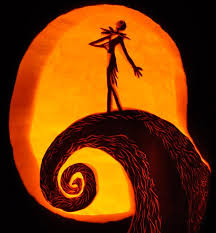 nightmare before christmas pumpkin stencils nightmare before christmas hill stencil