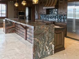 Granite Kitchen Islands 6cm Fusion Granite Kitchen Island Blog Yk Stone Center