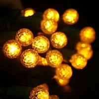 yellow led lights