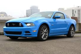 2013 mustang gt blue 2013 ford mustang review digital trends