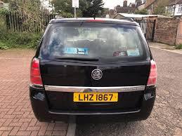 2005 vauxhall zafira 1 9 cdti club 5dr manual the car traders uk