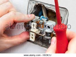 Light Switch Replacement Replace Wall Switch Inserting Light Switch Into Electrical Box