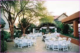 Simple Backyard Wedding Ideas Backyard Wedding Ideas For Summer Theme Home Design Ideas
