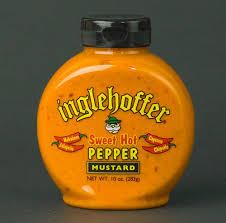 pepper hot inglehoffer sweet hot pepper squeeze mustard