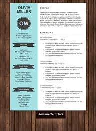 Microsoft Office Letter Templates Resume Template Professional Resume Template For Microsoft Word