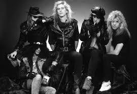 guns n roses 1987 rock auctions