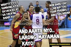 Funny Basketball Memes - funny meme playoffs commissioner cup 2014 pinoy basketbalista