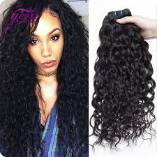 wet and wavy human hair weave hairstyles brazilian ocean wave hairstyles hair