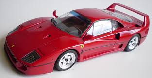 model f40 tamiya 1 24 f40