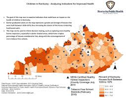 kentucky house map gis exchange map details children in kentucky analyzing