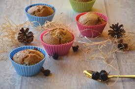 cuisiner les mures muffins aux mûres et au miel au fil du thym