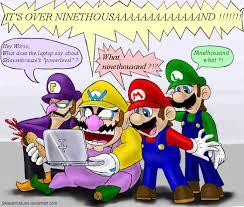 Its Over 9000 Meme - its over 9000 8d by sklavenbrause on deviantart