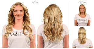 hair body wave pictures before and after fabhair com premium hair extension brand in new york