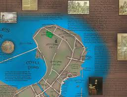 Boston Map 1776 by Index Of Images