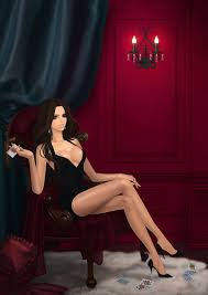 Red Room by Red Room Commission By Eliz7 On Deviantart
