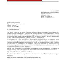 speculative job application cover letter