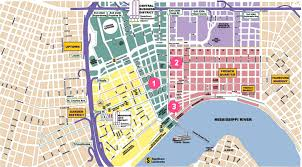Boston Walking Map by Garden District New Orleans Walking Tour Map New Orleans Ghost
