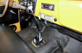 chevrolet c10 column shifter conversion back on the tree