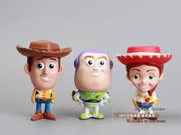 cute toy story 3 woody buzz lightyear jessie lotso mini pvc action