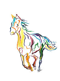 pictures of horse drawings free download clip art free clip