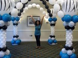 balloon delivery richmond va hire balloons to go balloon decor and more party decor in