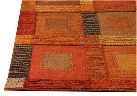 Orange And Brown Area Rugs Mat The Basics Big Box Area Rug Orange