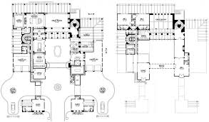 colonial luxury house plans colonial house plans with courtyard hacienda style mission