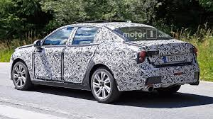 lynk u0026 co 03 sedan spied revealing its plentiful lights