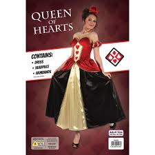 queen of hearts costume morph costumes uk
