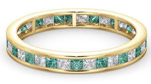 what does a wedding ring symbolize the meaning of eternity rings