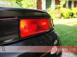 mitsubishi eclipse 1995 custom rtint mitsubishi eclipse 1995 1999 tail light tint film