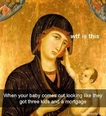 Old Painting Meme - image result for old monk paintings memes monk art