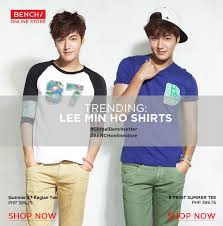 Bench Clothing Online Bench Lifestyle Clothing Trending Lee Min Ho Shirts Milled