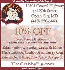 round table pizza paradise ca coupons 103 best coupons discounts ocean city md images on pinterest