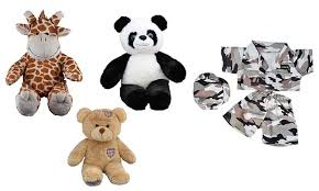 build your own teddy build your own teddy friends forever groupon