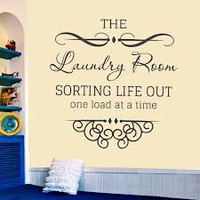 Laundry Room Accessories Decor by Aliexpress Com Buy New Arrival Laundry Room Loads Of Fun Wall