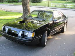 1985 mustang svo bargain find 47 000 mile 1985 ford mustang svo for sale stangtv