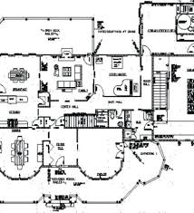 mansion floor plans free ultra modern house floor plans large modern house floor plans