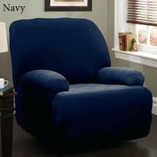 Recliner Chair Slipcovers Reclining Sofa Slipcover Pattern Recliner Cover Pattern Chic