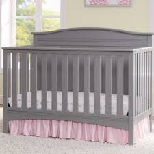 gray baby cribs you u0027ll love wayfair